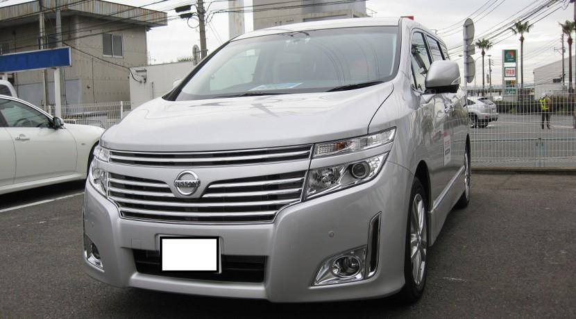 株式会社AKC_エルグランドE52_盛岡北上車買取販売・ドレスアップ・カスタム